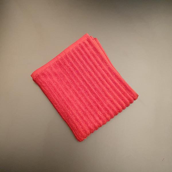 Handtuch: Capri/Jenny, 50/100 cm, dunkelrot