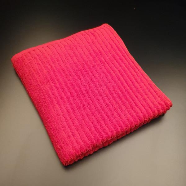 Duschtuch: Capri/Jenny, 70/140 cm, rot