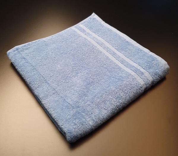 Handtuch: Riva/Nina, 50/100 cm, blau