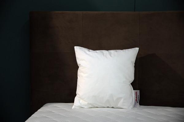 Kopfkissen: Bozen, 40/40 cm, weiss
