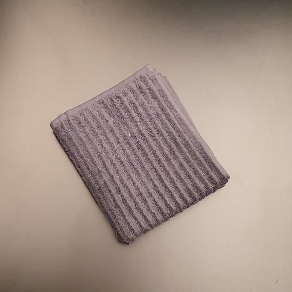 Handtuch: Capri/Jenny, 50/100 cm, graphit