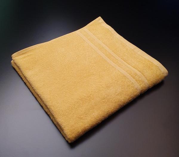 Handtuch: Riva/Nina, 50/100 cm, gelb