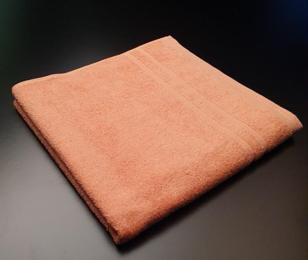 Handtuch: Riva/Nina, 50/100 cm, apricot