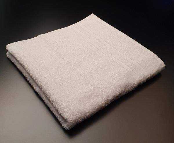 Handtuch: Riva/Nina, 50/100 cm, weiss