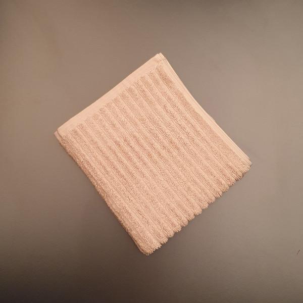 Handtuch: Capri/Jenny, 50/100 cm, kiesel