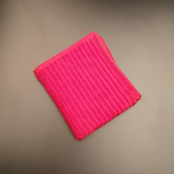 Handtuch: Capri/Jenny, 50/100 cm, rot